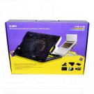 KS-is Sunpi эргономичный стенд с USB 2.0 хабом для ноутбуков