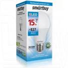 Светодиодная Лампа Smartbuy A60 Е27 15Вт холодный дневной свет