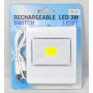 Светильник-выключатель светодиодный аккумуляторный YD-1371
