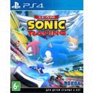 Team Sonic Racing (русские субтитры) (PS4)