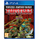 Teenage Mutant Ninja Turtles Mutant in Manhattan (PS4)