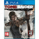 Tomb Raider: Definitive Edition (русская версия) (PS4)