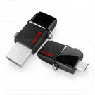 USB Flash 16Gb Sandisk Ultra Android Dual Drive OTG 3.0