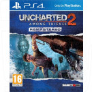 Uncharted 2: Among Thieves Remasterd ( русская версия) (PS4)