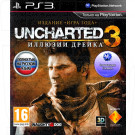 Uncharted 3: Иллюзии Дрейка. Издание Игра года (с поддержкой 3D, русская версия) (PS3)