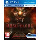 Until Dawn: Rush of Blood (только для VR) (русская версия) (PS4)