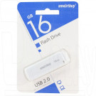 USB Flash 16Gb Smart Buy LM05 белая