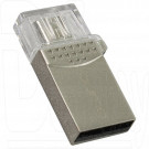 USB Flash 32Gb Qumo Keeper OTG (USB/microUSB)