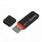 USB Flash 32Gb Qumo Speedster черная 3.0