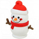 USB Flash 32Gb Smart Buy NY series Снеговик Snow Paul