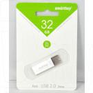 USB Flash 32Gb Smart Buy U10 серебро