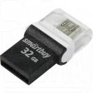 USB Flash 32Gb SmartBuy OTG Poko черная