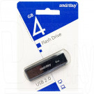 USB Flash 4Gb Smart Buy LM05 черная