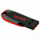 USB Flash 64Gb Sandisk Cruzer Blade черная