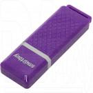 USB Flash 8Gb Smart Buy Quartz фиолетовая