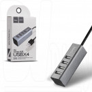 USB HUB Hoco. HB1 4 порта (0.8 м)