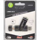 USB - microUSB 32Gb Eplutus U220 OTG