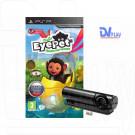 Видеокамера PSP Slim + игра EyePet Приключения (русская версия)