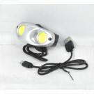 Велосипедный фонарь аккумуляторный YZ-1332