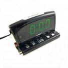 VST 718-4 часы настольные с ярко зелеными цифрами