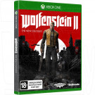Wolfenstein II: The New Colossus (русская версия) (XBOX One)