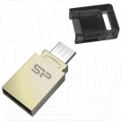 USB - microUSB 8Gb Silicon Power Mobile X10