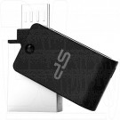 USB - microUSB 8Gb Silicon Power Mobile X21 OTG