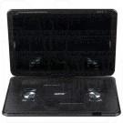 XPX EA-1767L портативный DVD + TV + DVB-T2