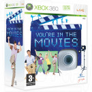 Видеокамера XBOX 360 с диском You're in the Movies