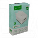 Зарядное устройство USB Hoco. C34A Quick Charge 3.0