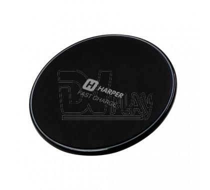 Зарядное устройство беспроводное Qi HARPER QCH-300 Quick Charge