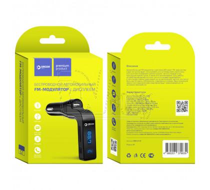 FM-трансмиттер Dream G7 Bluetooth, Handsfree