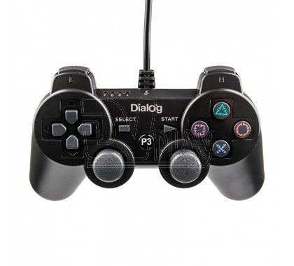 Геймпад для PS3/PC Dialog Action GP-A17