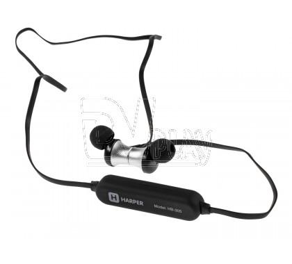 Harper HB-305 гарнитура Bluetooth черная