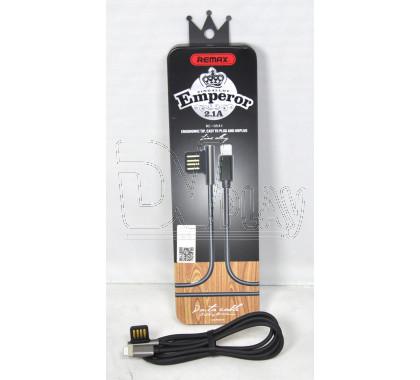 Кабель USB A - Lightning (1 м) Remax RC-054i