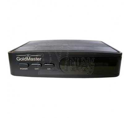 GoldMaster T-707HD DVB-T2