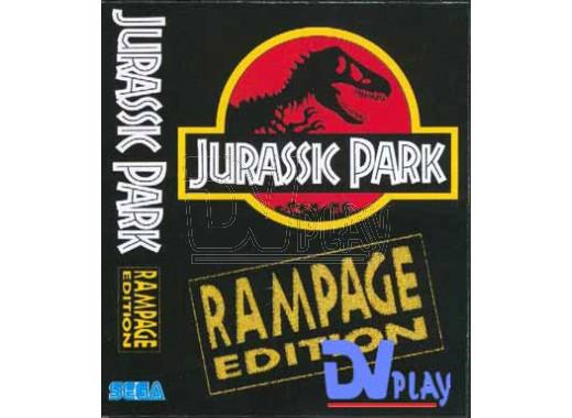 Jurasic Park 2 (Rampage Edition) (16 bit)