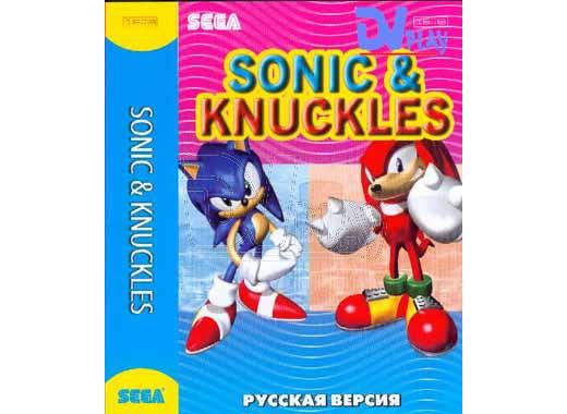 Sonic 4 (Knukle) (16 bit)