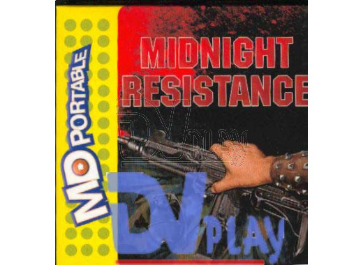 MIDNIGHT RESISTANCE (CONTRA 3) (MDP)
