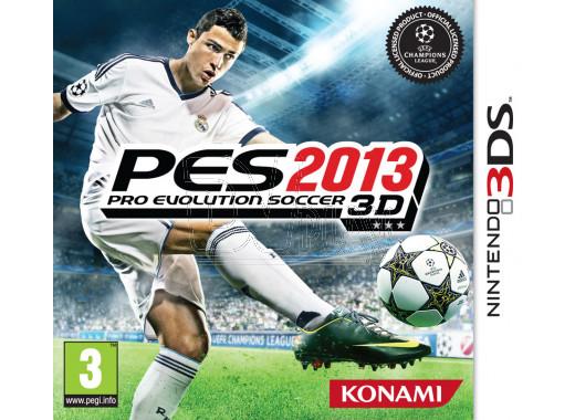 Pro Evolution Soccer 2013 (3DS)