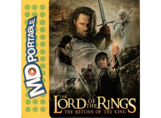 LORD OF THE RINGS 3 (MDP)
