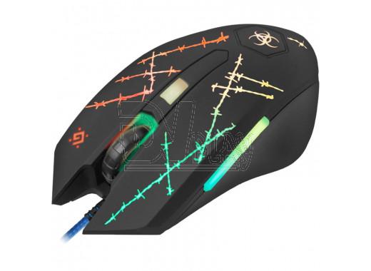 Мышь игровая Defender Forced GM-020L с подсветкой