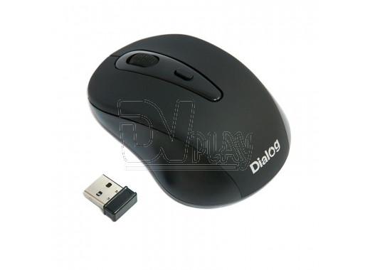 Мышь Dialog Pointer MROP-05U черная