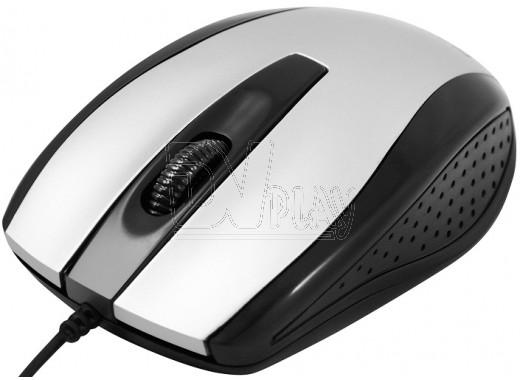 Мышь Defender MM-140 Optimum USB серебро