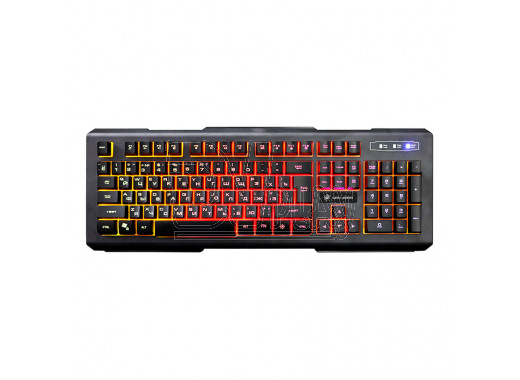 Клавиатура игровая Dialog KGK-21U Gan-Kata с подсветкой
