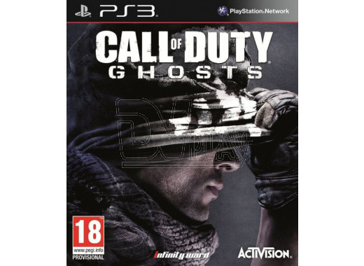 Call of Duty: Ghosts (русская версия) (PS3)