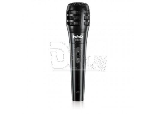 Микрофон BBK CM 110 черный