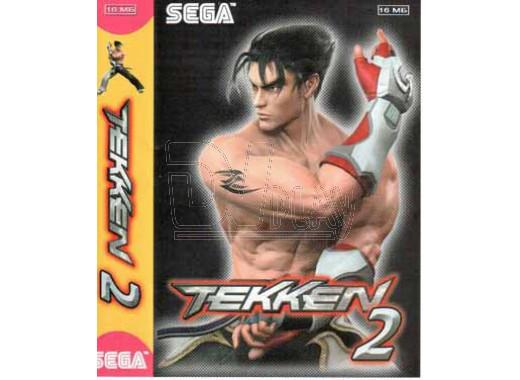 Tekken 2 vs VRTROOP (16 bit)