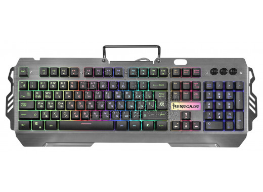 Клавиатура игровая Defender Renegade GK-640DL с подсветкой