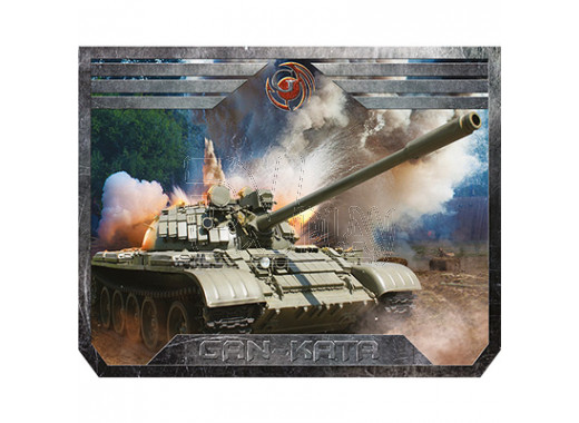 Коврик игровой Dialog PGK-07 Gan-Kata Tank